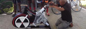 Wattbike donation